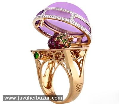 جواهرات لوکس انگلیسی ساگی (Saggi)