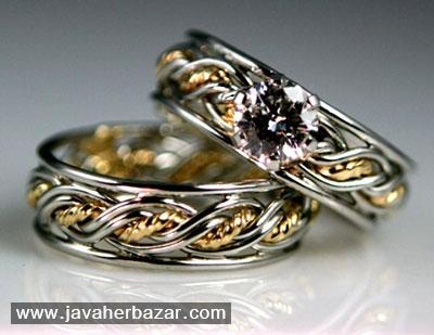 اولین حلقه ازدواج را چه کسی بر دست کرد ؟