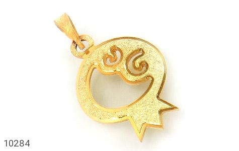 مدال نقره فانتزی طرح انار - 10284