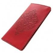 کیف چرم طبیعی طبیعی دوخت باکیفیت طرح دار دست دوز زنانه دست ساز