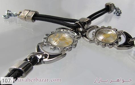 تصویر دستبند ست طرح اسپرت - شماره 3
