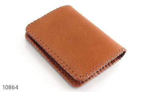 کیف چرم طبیعی طبیعی دست دوز دست ساز - 10864
