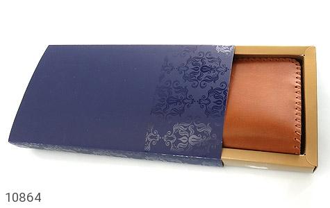 تصویر کیف چرم طبیعی دست دوز - شماره 10