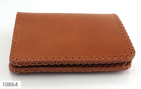 تصویر کیف چرم طبیعی دست دوز - شماره 2