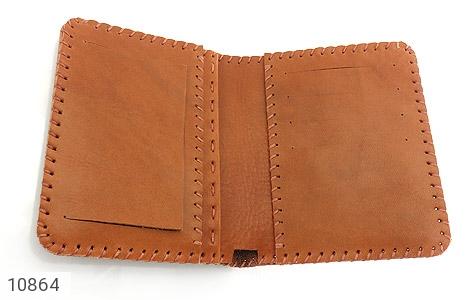 تصویر کیف چرم طبیعی دست دوز - شماره 4