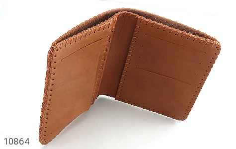 تصویر کیف چرم طبیعی دست دوز - شماره 5