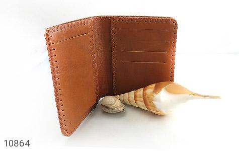 تصویر کیف چرم طبیعی دست دوز - شماره 8