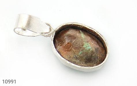 تصویر مدال فیروزه نیشابوری طرح سنتـی - شماره 3