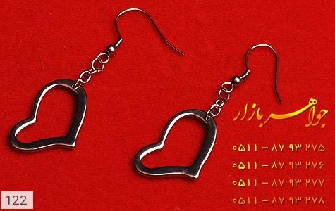 عکس سرویس استیل طرح قلب زنانه - شماره 2