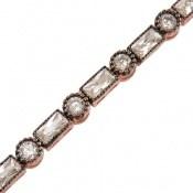 دستبند نقره نانویی طرح نگار زنانه