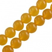 تسبیح جید 33 دانه زرد شرف الشمس