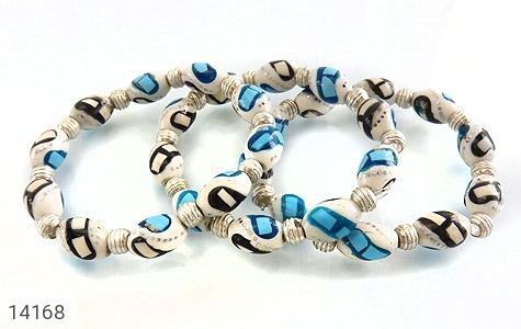 تصویر دستبند استخوان مرصع زنانه - شماره 3