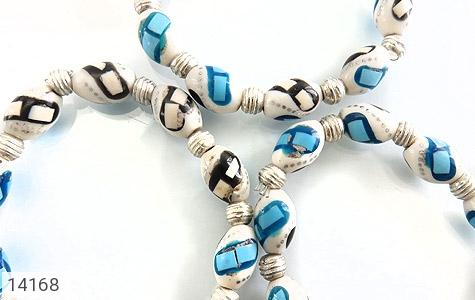 تصویر دستبند استخوان مرصع زنانه - شماره 4