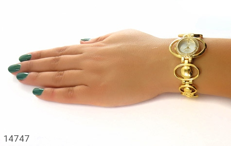 تصویر ساعت اسپریت Esprit مجلسی دورنگین زنانه - شماره 6