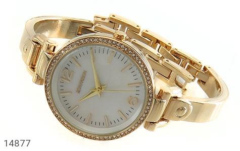 عکس ساعت رمانسون Romanson طلائی زنانه