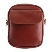 کیف چرم طبیعی مدل دوشی