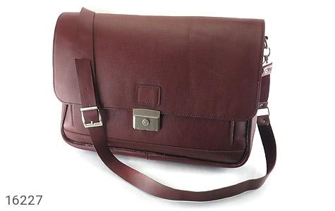 عکس کیف چرم طبیعی فلوتر مخصوص لپتاپ