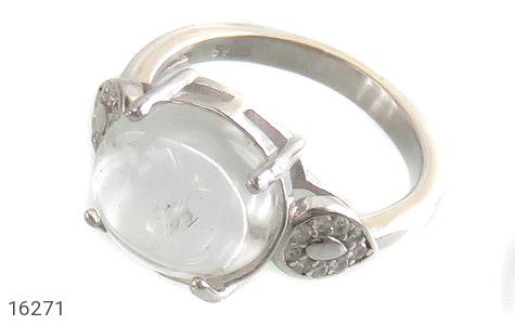 انگشتر نقره در نجف طرح محبوب زنانه - 16271