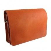 کیف چرم طبیعی سوپر بند دار