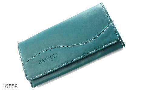 عکس کیف چرم طبیعی خوش رنگ و جذاب