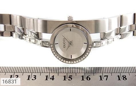 تصویر ساعت گوچی Gucci دورنگین مجلسی زنانه - شماره 6