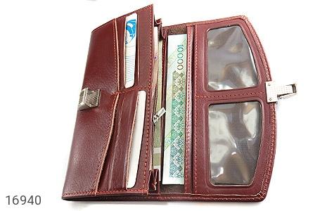 عکس ست چرم طبیعی سه تکه کیف جاسوئیچی آینه - شماره 6
