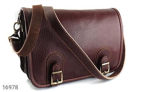 تصویر کیف چرم طبیعی بند دار - شماره 1