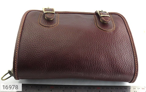 عکس کیف چرم طبیعی بند دار - شماره 10