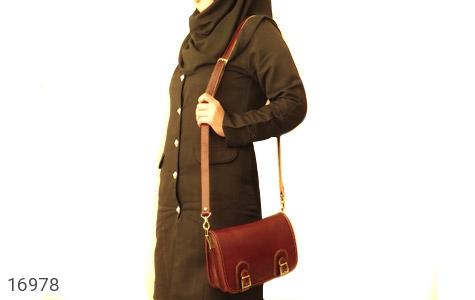 عکس کیف چرم طبیعی بند دار - شماره 11