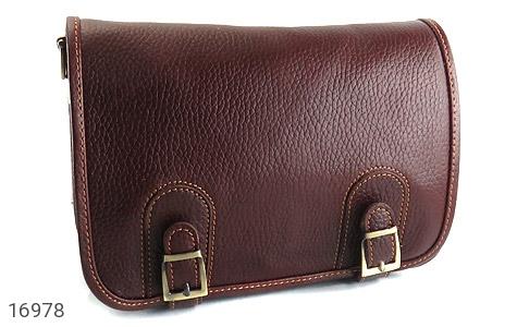 عکس کیف چرم طبیعی بند دار - شماره 2