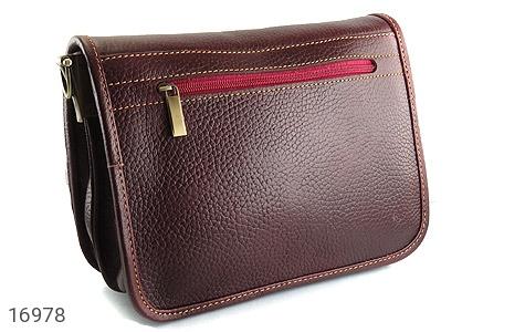 تصویر کیف چرم طبیعی بند دار - شماره 4