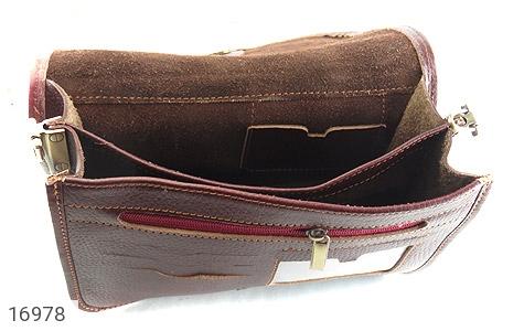 تصویر کیف چرم طبیعی بند دار - شماره 8