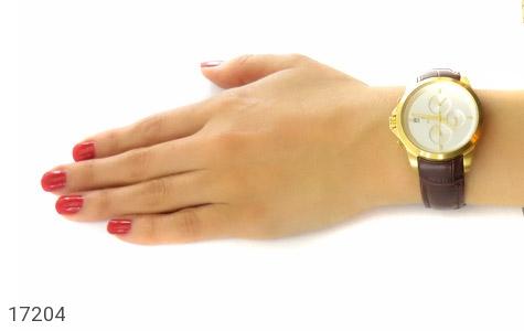عکس ساعت بند چرمی رمانسون Romanson کرنوگراف زنانه - شماره 8
