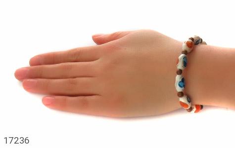 عکس دستبند استخوان و کوک (کشکول) زنانه - شماره 5