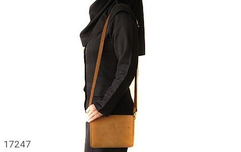 تصویر کیف چرم طبیعی مدل دوشی طرح اسپرت و خاص - شماره 10