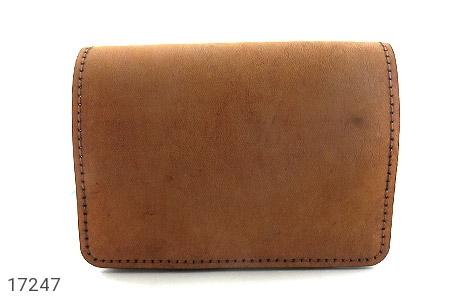 تصویر کیف چرم طبیعی مدل دوشی طرح اسپرت و خاص - شماره 2