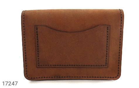 تصویر کیف چرم طبیعی مدل دوشی طرح اسپرت و خاص - شماره 3