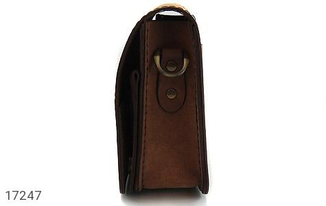 تصویر کیف چرم طبیعی مدل دوشی طرح اسپرت و خاص - شماره 4