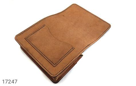 تصویر کیف چرم طبیعی مدل دوشی طرح اسپرت و خاص - شماره 7