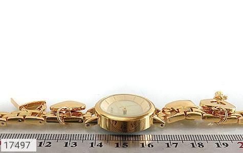 تصویر ساعت رمانسون Romanson طلائی آویز کلید قفل قلب زنانه - شماره 4