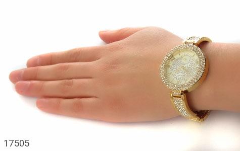 عکس ساعت کلوین تایم Kelvin Time زیرثانیه مجلسی پرنگین زنانه - شماره 7