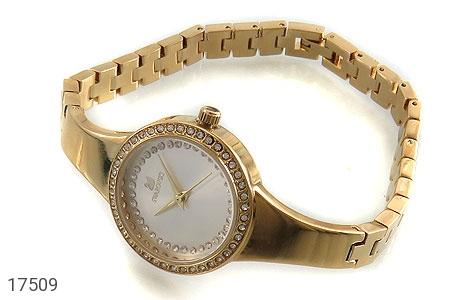 تصویر ساعت سواروسکی Swarovski دورنگین مجلسی طلائی زنانه - شماره 1