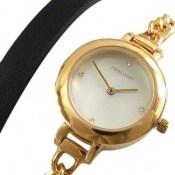 ساعت رمانسون Romanson طلائی مجلسی طرح دستبندی زنانه
