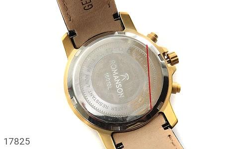تصویر ساعت رمانسون بند چرمی Romanson اسپرت زنانه - شماره 4