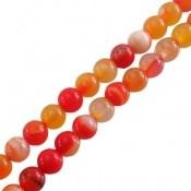 تسبیح عقیق 101 دانه نارنجی و خوش رنگ