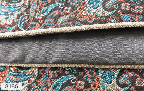 تصویر ترمه رومیزی سایز بزرگ طرح طراوت - شماره 4