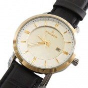 ساعت رمانسون بند چرمی Romanson طرح کلاسیک مردانه