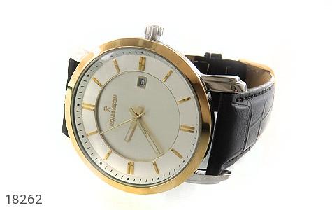 عکس ساعت رمانسون بند چرمی Romanson طرح کلاسیک مردانه