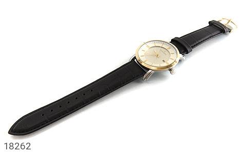عکس ساعت رمانسون بند چرمی Romanson طرح کلاسیک مردانه - شماره 2