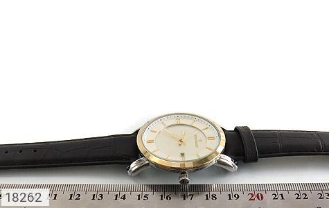 تصویر ساعت رمانسون بند چرمی Romanson طرح کلاسیک مردانه - شماره 5